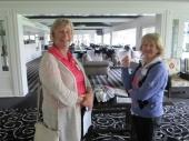 Organising Team prior to return of golfers
