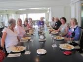 WISGCC Organising Team lunch