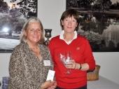 Winner Secretary's Trophy Deb Lockie